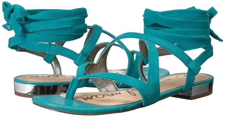 defbd69a0d9f9 ... Suede Footwears Sam Edelman Davina 1 2 Inch Heel Shoes ...