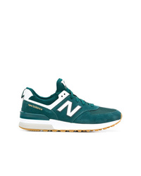 New Balance 574 Low Top Sneakers
