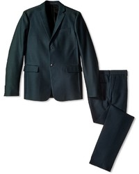Valentino Slim Fit Notch Lapel Suit