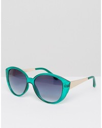 Aj Morgan Aj Chunky Cat Eye Sunglasses