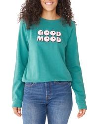 BAN.DO Ban Do Good Mood Sweatshirt