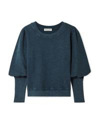 Apiece Apart Olimpio Cotton Sweatshirt