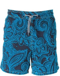 MC2 Saint Barth Mc2 Gustavia Velvet Swim Shorts