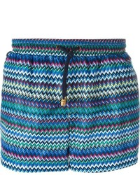 Missoni Chevron Sswim Shorts