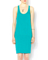 Teal dress medium 55659