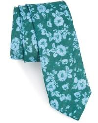 Buds linen tie medium 4422848