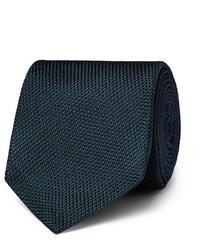 Kingsman Drakes 8cm Silk Grenadine Tie