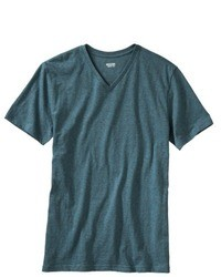 Teal v neck t shirt original 2796783