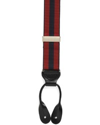 how to wear brooks brothers suspenders