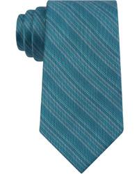 Van Heusen Chrome Stripe Slim Tie
