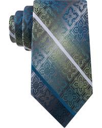 Medallion ombre stripe tie medium 874573
