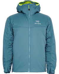 Teal Windbreaker