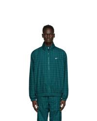 Nike Green Flash Track Jacket