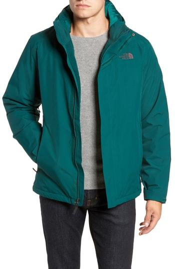 4f7ae6ea1 $199, The North Face Inlux Hooded Jacket
