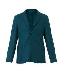 Paul Smith Ps Deconstructed Wool Jacket