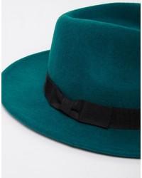 1b5e5a24c Warehouse Fedora Hat, $45 | Asos | Lookastic.com