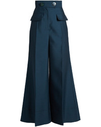 Roksanda Hasani High Rise Wide Leg Trousers