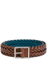 Paul Smith Woven Buckled Belt