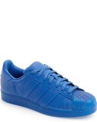 adidas azul tenis