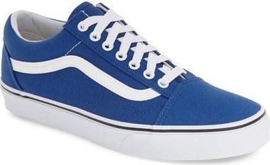 tenis vans azules