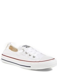 Tenis blancos de Converse