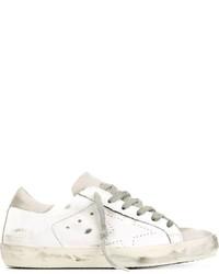 Tenis blancos de Golden Goose Deluxe Brand