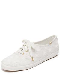 Tenis blancos de Kate Spade