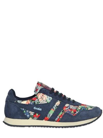 Zapatos azul marino Gola para mujer q9MTfyXrZ