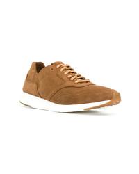 Tenis de ante marrón claro de Cole Haan