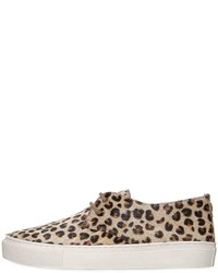 Tenis de leopardo marrón claro de Maruti