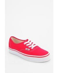 Tenis Vans Rojos