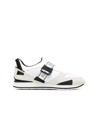 Tenis en blanco y negro de Kenzo