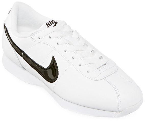 tenis nike blancos con negro