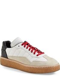 Tenis en blanco y rojo de Alexander Wang