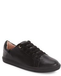 Tenis negros de Topshop