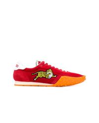 Tenis rojos de Kenzo