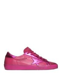 Tenis rosa de Golden Goose Deluxe Brand