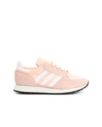 Tenis rosados de adidas