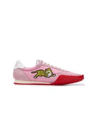 Tenis rosados de Kenzo