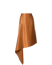Petar Petrov Asymmetric A Line Skirt