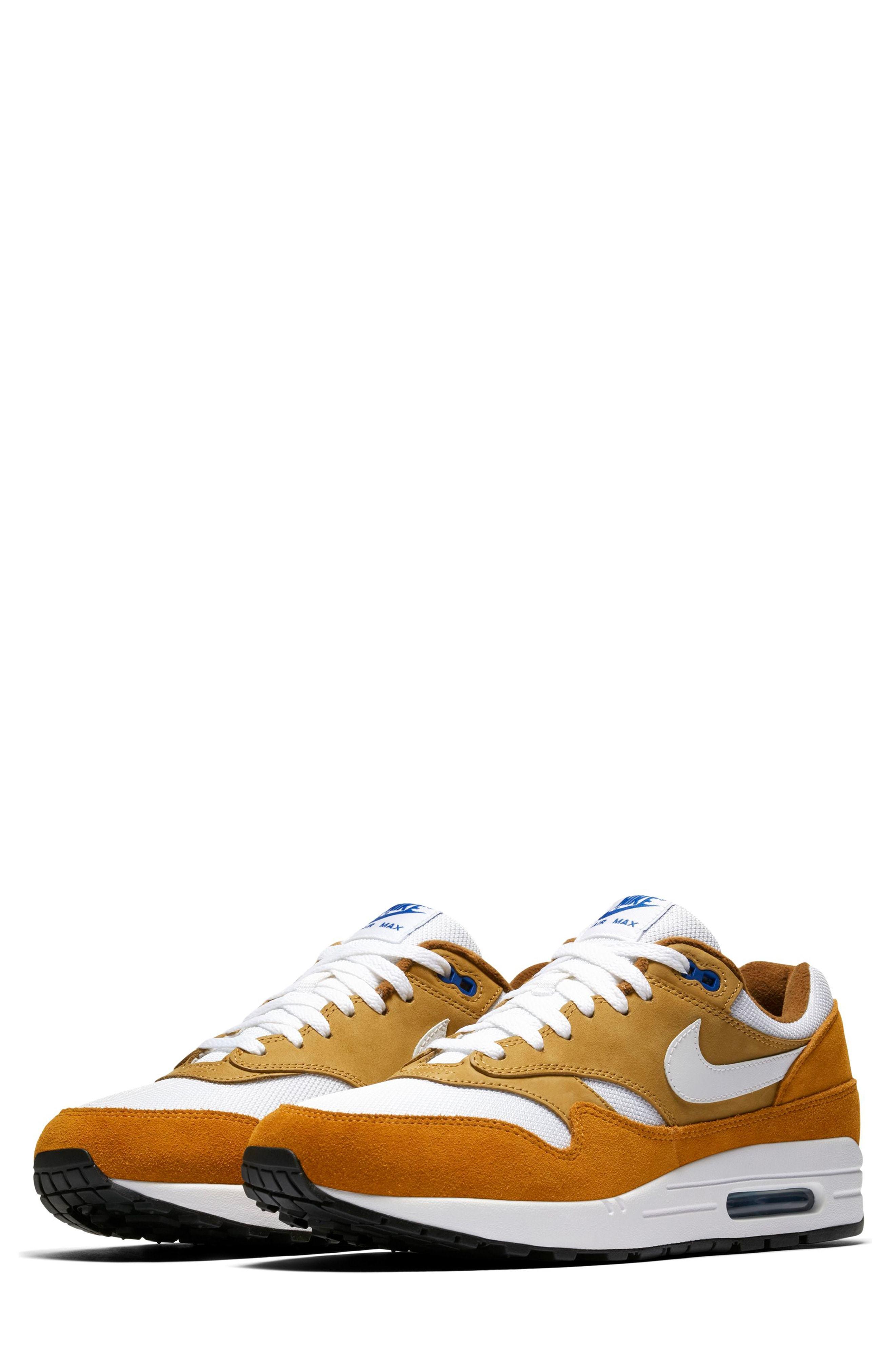 new style f8140 cf4fa ... Nike Air Max 1 Premium Retro Sneaker