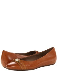 Tobacco ballerina shoes original 2323599