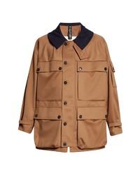 MACKINTOSH New York Loro Piana Wool Field Jacket