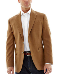 jcpenney Stafford Executive Hopsack Blazer Classic