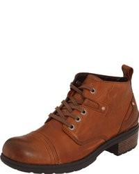 Tobacco Boots