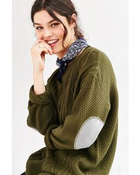 ... BDG Elbow Patch Sweater 9ffdf2b4d