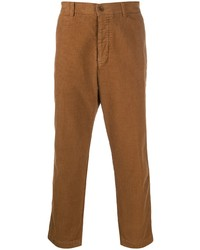 YMC Cropped Cotton Chinos