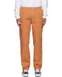 Brain Dead Orange Hardware Soft Wear Carpenter Trousers