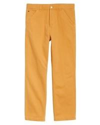 Calvin Klein Jeans Overall Straight Leg Jeans