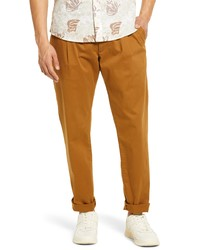 Treasure & Bond Single Pleat Chino Pants
